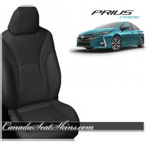 2017 - 2018 Toyota Prius Prime Katzkin Leather Seats