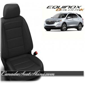 2018 Chevrolet Equinox Katzkin Dealer Pak Leather Kits