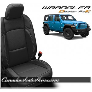 2018 - 2019 Jeep Wrangler Katzkin Leather Sale