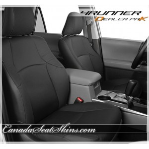 2011 - 2018 Toyota 4runner Dealer Pak Leather Seats