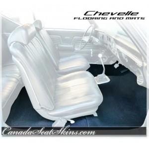 1964 - 1967 Chevrolet Chevelle Carpet Kit