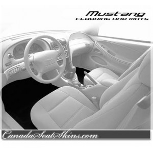 1994 - 2004 Ford Mustang Carpet Kit