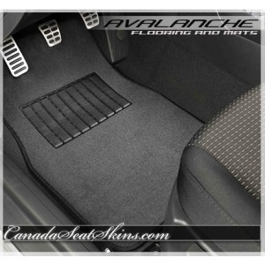 2002 - 2010 Chevrolet Avalanche Replacement Carpet