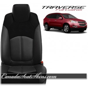 Chevrolet Traverse Custom Katzkin Leather Seats