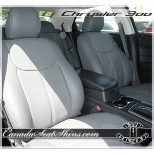 2006 - 2014 Chrysler 300 Clazzio Seat Covers