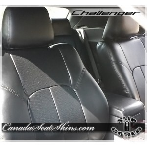 Dodge Challenger Clazzio Seat Covers