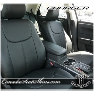 2006 - 2014 Dodge Charger Clazzio Seat Covers