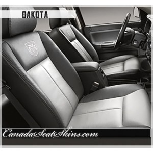 Dodge Dakota Custom Katzkin Leather Seats