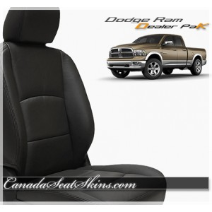 2013 - 2017 Dodge Ram Katzkin Leather Seats