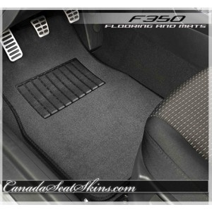 2008 - 2016 Ford F-350 Super Duty Replacement Carpet