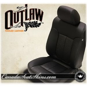 Ford F250 F350 Katzkin Outlaw Leather Seats