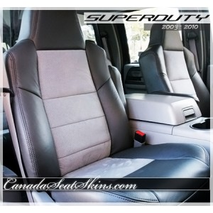 Ford F250 F350 F450 F550 Katzkin Leather Seats Canada