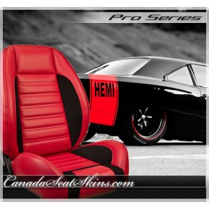 TMI Sport R Low Back Sport Restomod Bucket Seats