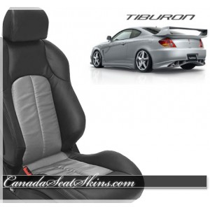 Hyundai Tiburon Katzkin Leather Seats