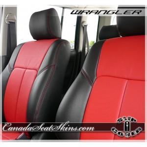 2011 - 2012 Jeep Wrangler Clazzio Seats