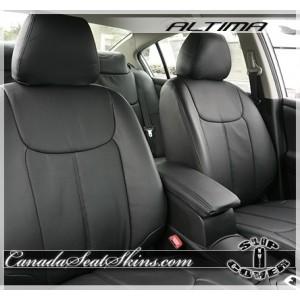 2007 - 2012 Nissan Altima Clazzio Seat Cover Quality