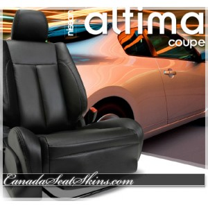 2008 - 2013 Nissan Altima Coupe Katzkin Leather Seats