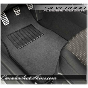 2007 - 2014 Chevrolet Silverado Replacement Carpet