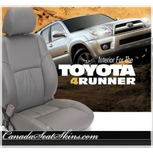 2003 - 2009 Toyota 4runner Katzkin Leather Seats