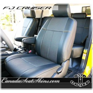 Toyota FJ Cruiser Clazzio Slip Over Front Seat Covers