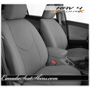 2009 - 2012 Toyota Rav 4 Dealer Pak Leather Seats