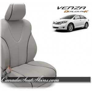 2012 - 2015 Toyota Venza Dealer Pak Katzkin Leather Seats