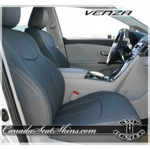 2009 - 2015 Toyota Venza Clazzio Seat Covers