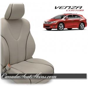 2009 - 2015 Toyota Venza Katzkin Leather Interior