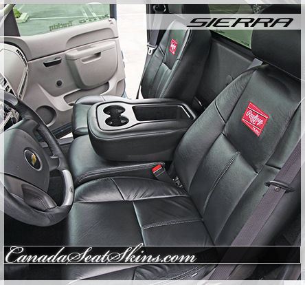 2007 2013 Gmc Sierra Custom Leather Upholstery