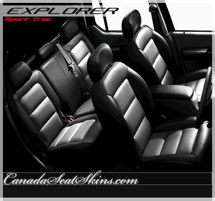 Canada Seat Skins