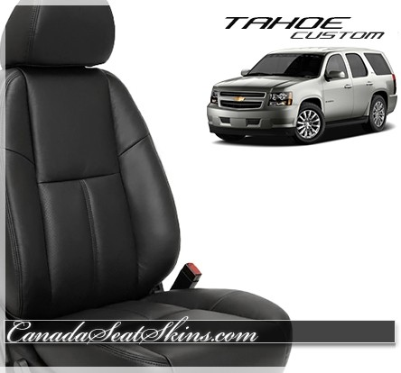 2007 - 2014 Chevrolet Tahoe Katzkin Custom Leather Seats