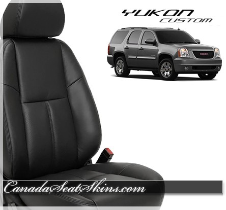 2007 - 2014 GMC Yukon Katzkin Custom Leather Seats