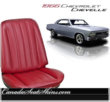 1966 Chevrolet Chevelle Standard Upholstery