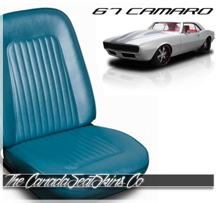 1967 Camaro Standard TMI Factory Replacement Upholstery and Foam Sale