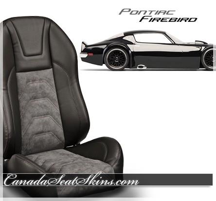 1971 - 1981 Pontiac Firebird Sport S Restomod Seat Conversion