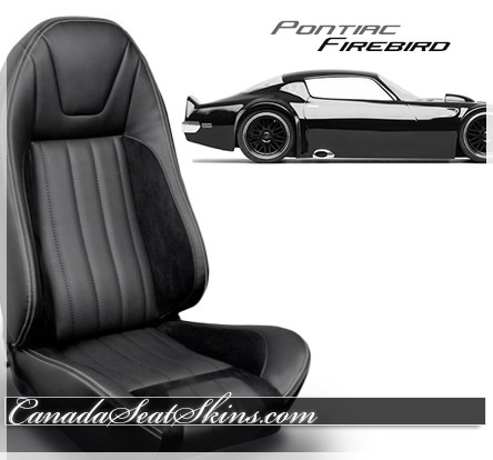 1971 - 1981 Pontiac Firebird Sport R Restomod Seat Conversion