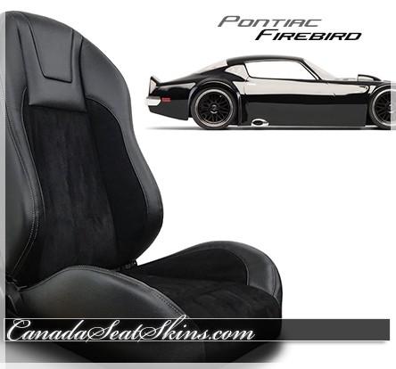 1971 - 1981 Pontiac Firebird Sport SSR Restomod Seat Conversion