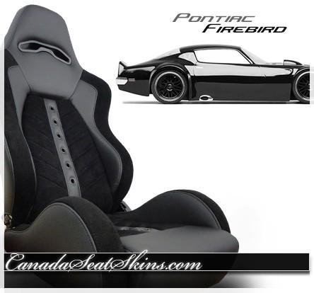 1971 - 1981 Pontiac Firebird Villain VXR Pro Series Bucket Seat Kit
