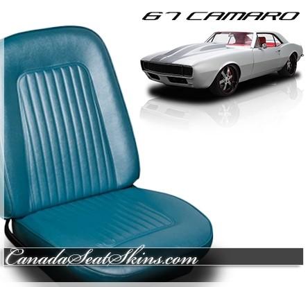 1967 Camaro TMI Standard Upholstery Kit