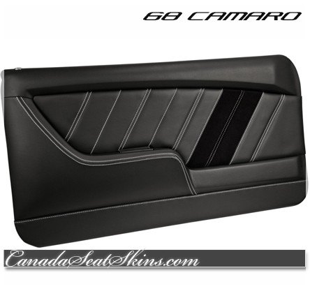 1968 Camaro Sport Touring Custom Door Panels