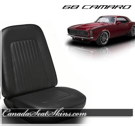 1968 Camaro Standard Replacement Upholstery Kit