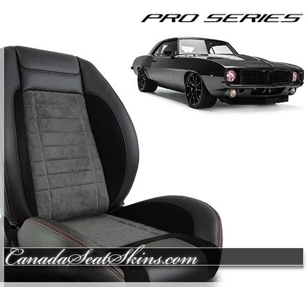 1967 - 1969 Camaro SSR2 Pro Series Complete Restomod Bucket Seat Kit