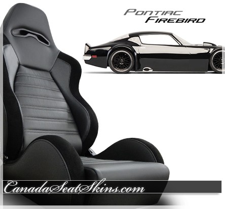 1971 - 1981 Pontiac Firebird Villain Sport R Pro Series Bucket Seats