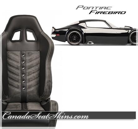 1971 - 1981 Pontiac Firebird Chicane VXR Pro Series Bucket Seat Kit
