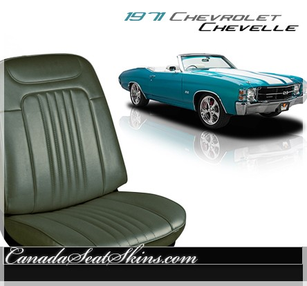 1971 Chevrolet Chevelle Standard Upholstery