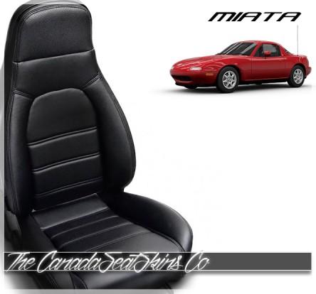 1990 - 1998 Mazda Miata Katzkin Custom Leather Seat Sale