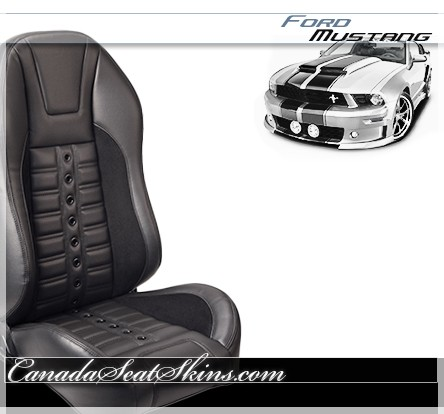 2005 - 2014 Ford Mustang XR Restomod Seat