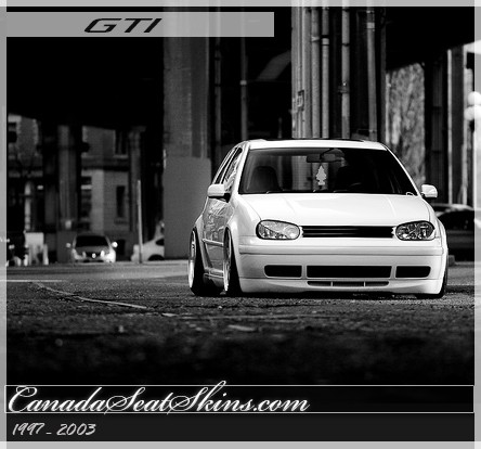 1997 - 2003 Volkswagen GTI Katzkin Leather Interiors