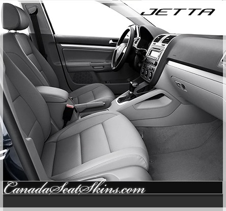 1992 - 2005 Volkswagen Jetta Katzkin Leather Seats