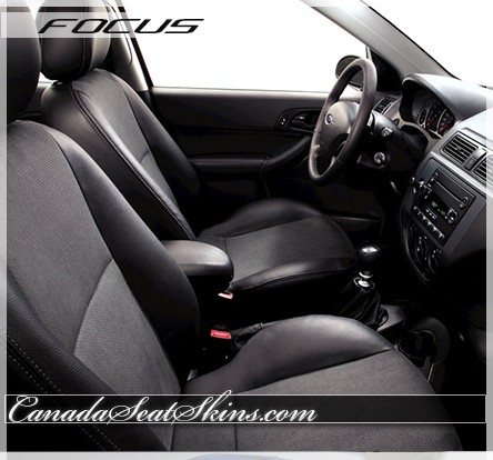 2000 - 2007 Ford Focus Katzkin Leather Seats